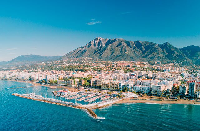 Luxury real estate in Marbella